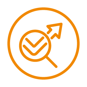 verification and validation of data collection efforts icon